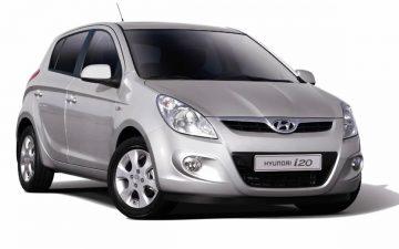 Κράτηση Hyundai i20