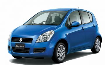 Rent Suzuki Splash Auto