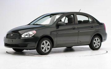 Κράτηση Hyundai Accent Auto