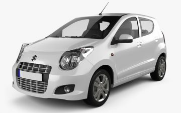 Réserver Suzuki Alto