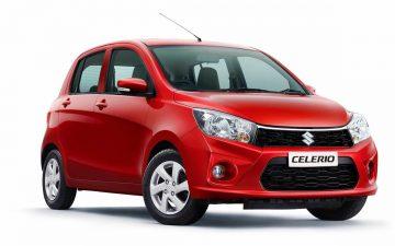 Prenota Suzuki Celerio Auto