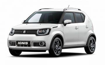 Buchen Suzuki Ignis Auto