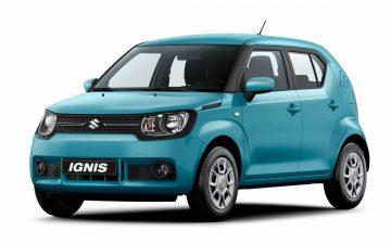 Забронировать Suzuki Ignis