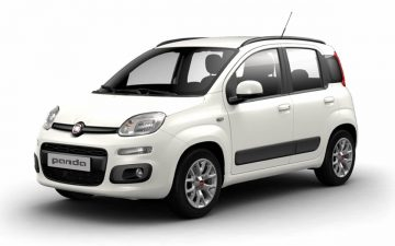 Κράτηση Fiat Panda NEW
