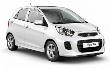 Rent Kia Picanto NEW Auto