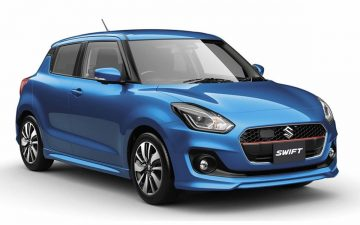 Rent Suzuki Swift NEW