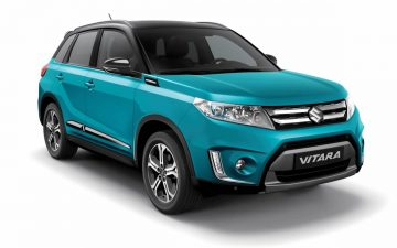 Prenota Suzuki Vitara NEW