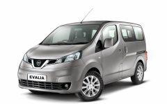Nissan EVALIA 7 seats